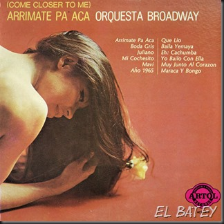 Broadway-arrimate