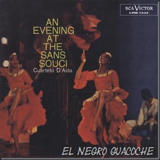 Cuarteto D'Aida - An Evening At The Sans Souci