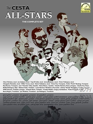 Cesta All Stars new cover