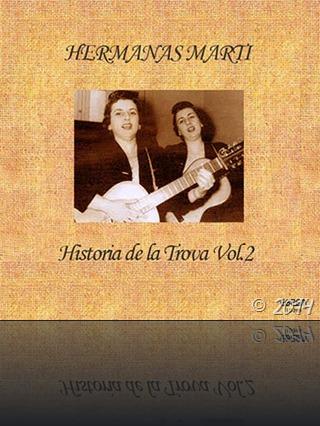 Hermanas Marti - Historia de la Trova Vol 2 - 1980