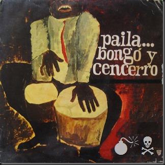 1964. Valdes. Paila Bongo y cencerro