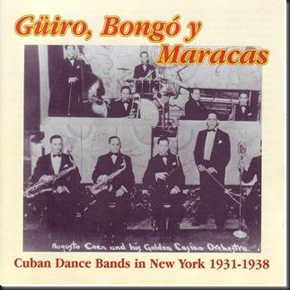 Guiro Bongo Y Maraccas