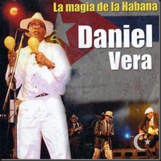 DANIEL VERA - La Magia De La Habana front
