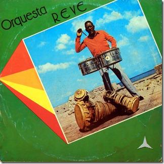 Orquesta Reve, front