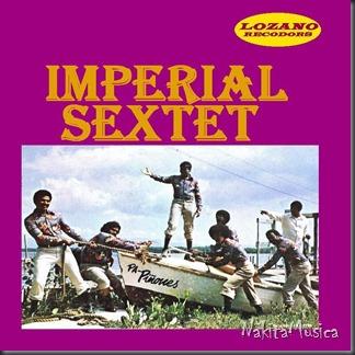 Imperial Sextet - Pa' Piñones (LP Front)