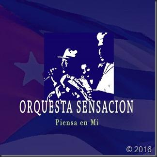 Orquesta Sensacion - Piensa en Mi (2015)