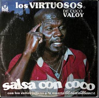 Los Virtuosos, front