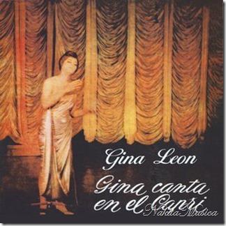 Gina León Gina Canta En El Capri