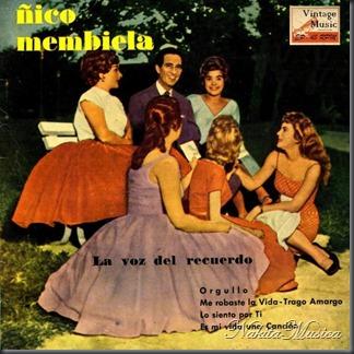 Ñico Membiela - Vintage Cuba Nº 74 - EPs Collectors, La Voz Del Recuerdo