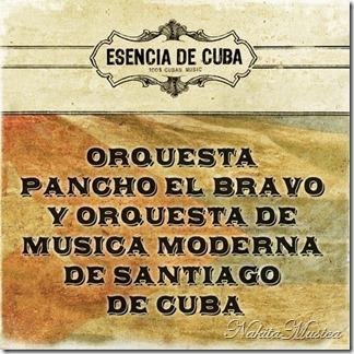 Orquesta Pancho el Bravo y Orquesta de Musica Moderna de Santiago de Cuba