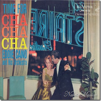Time For Cha Cha Cha  - Front