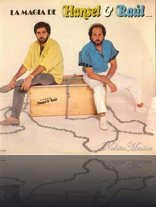 Hansel y Raúl (portada)