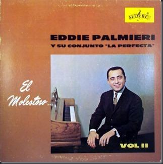 Eddie Palmieri, front