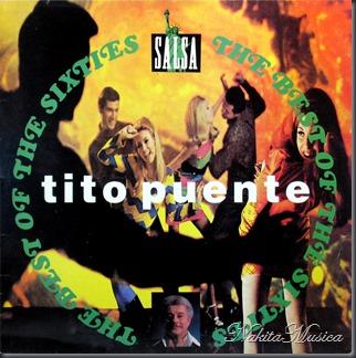 Tito Puente, front