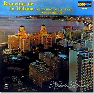Orquesta Casino de la Playa, front
