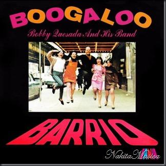 Bobby Quesada - Boogaloo En El Barrio