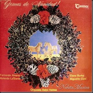 Gemas De Navidad-front
