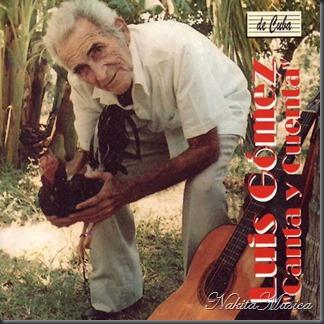 Canta Y Cuenta Luis Gómez