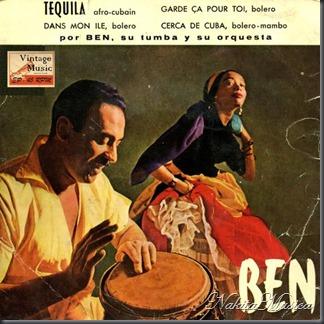Vintage Jazz Nº 28 - EPs Collectors Ben, Su Tumba Y Su Orquesta