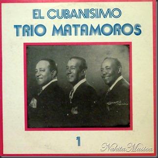 Trio Matamoros, front