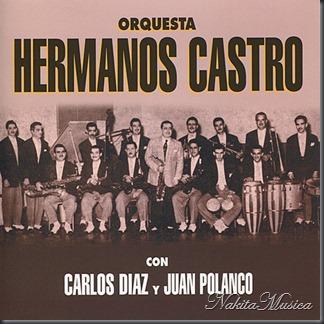 Juan Polanco, Carlos Díaz, Orquesta Hermanos Castro