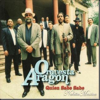 Orquesta_Aragon-Quien_Sabe_Sabe-Frontal