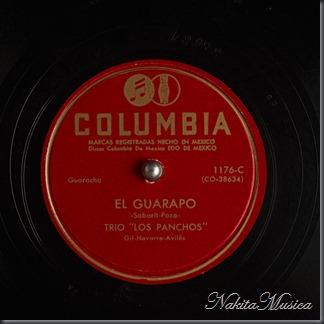 Trio Los Panchos,Gil,Navarro,Aviles - El Guarapo