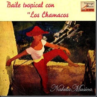 Vintage Cuba Nº 71 - EPs Collectors, Baile Tropical Con Los Chamacos