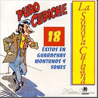 Puro Cubiche 18 Exitos En Guarachas Montunos y Sones